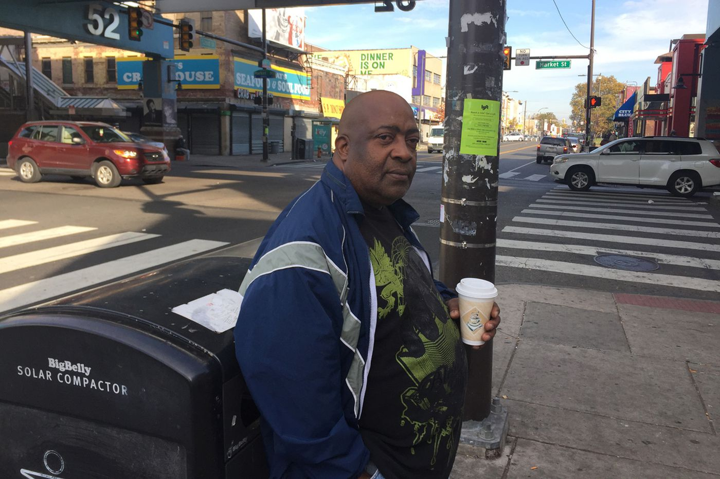 Newall: What I learned about Philly by driving strangers around during the SEPTA strike