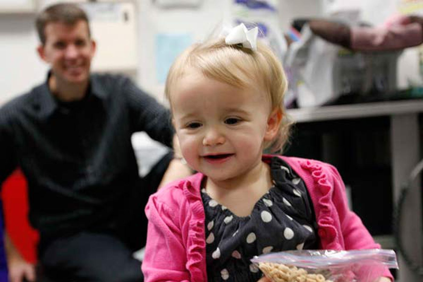 Innovative treatment helps toddler with artery condition