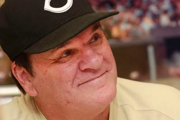 Pete Rose should be reinstated, says Tony Clark, the head of the players association.
