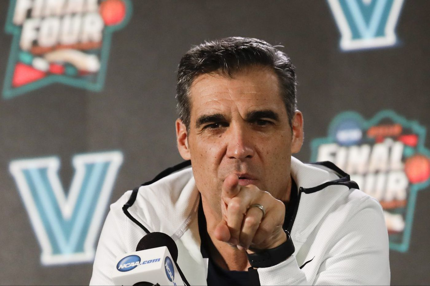 For Villanova's Jay Wright, being comfortable at another Final Four not that easy