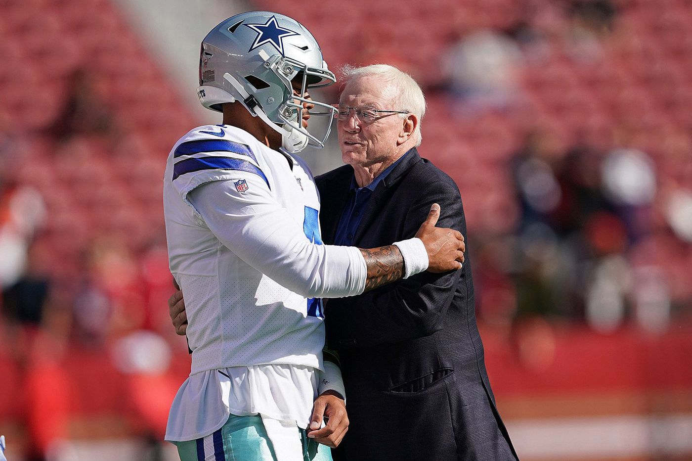 NFL free-agency tracker: Cowboys place franchise tag on Dak Prescott, re-sign Amari Cooper; How Monday's moves impact Eagles