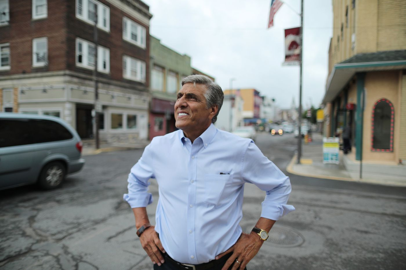 Barletta voices his support for alleged hate group