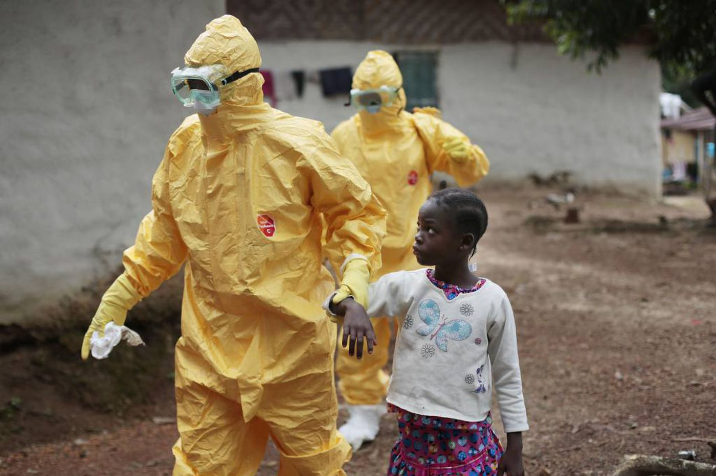Study: Ebola takes worst toll on babies, other young kids