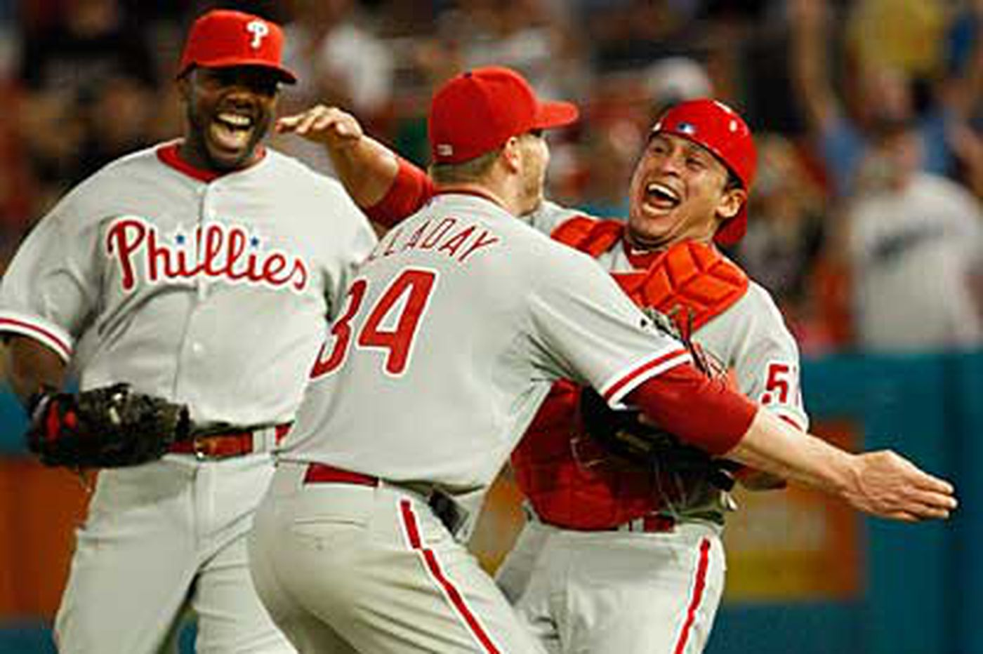 Ten years later, Roy Halladay's perfect game lives on with the Phillies, Marlins, and so many others who were there
