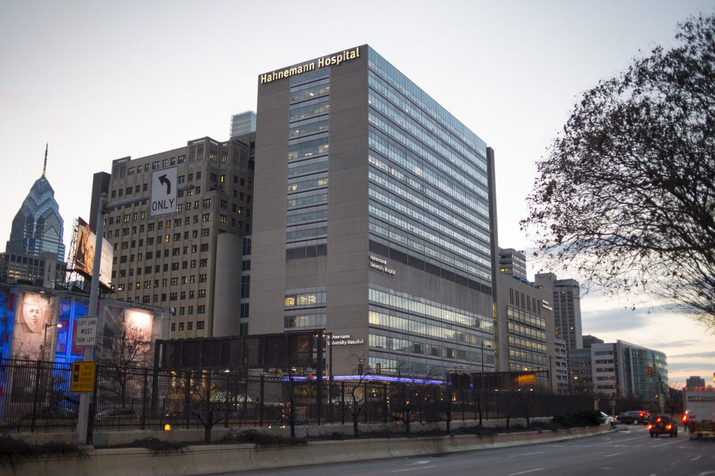 Tenet will leave Philly, selling Hahnemann, St. Christopher's to Paladin