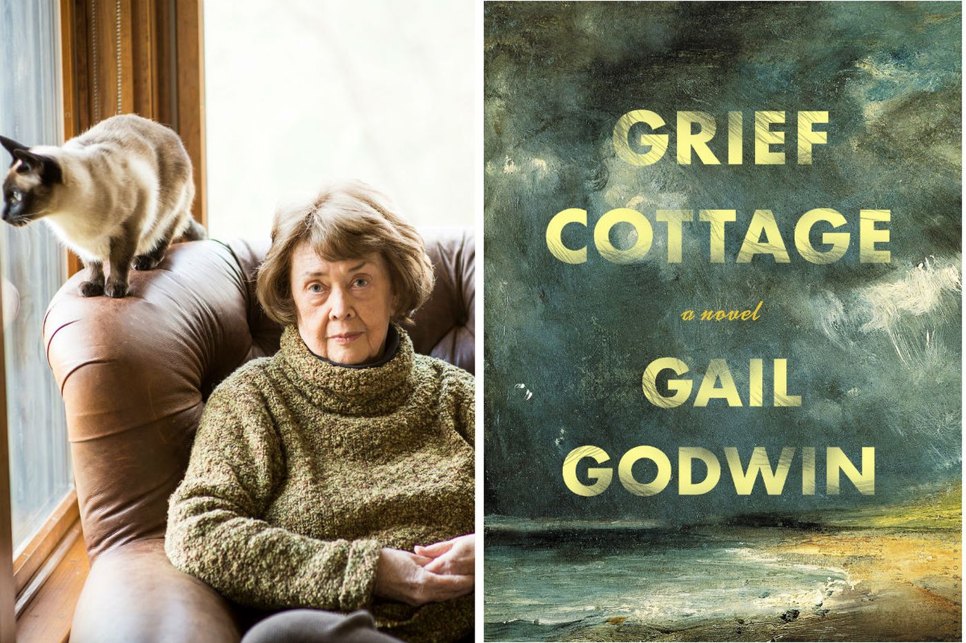 'Grief Cottage': A haunting tale from Gail Godwin