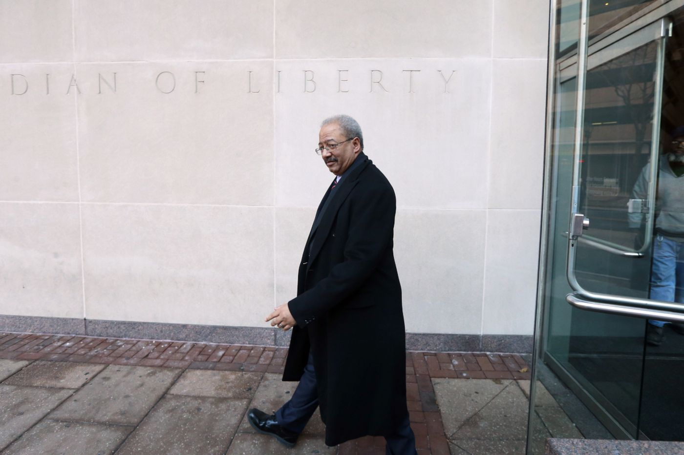 Months after conviction, Fattah collecting government pension