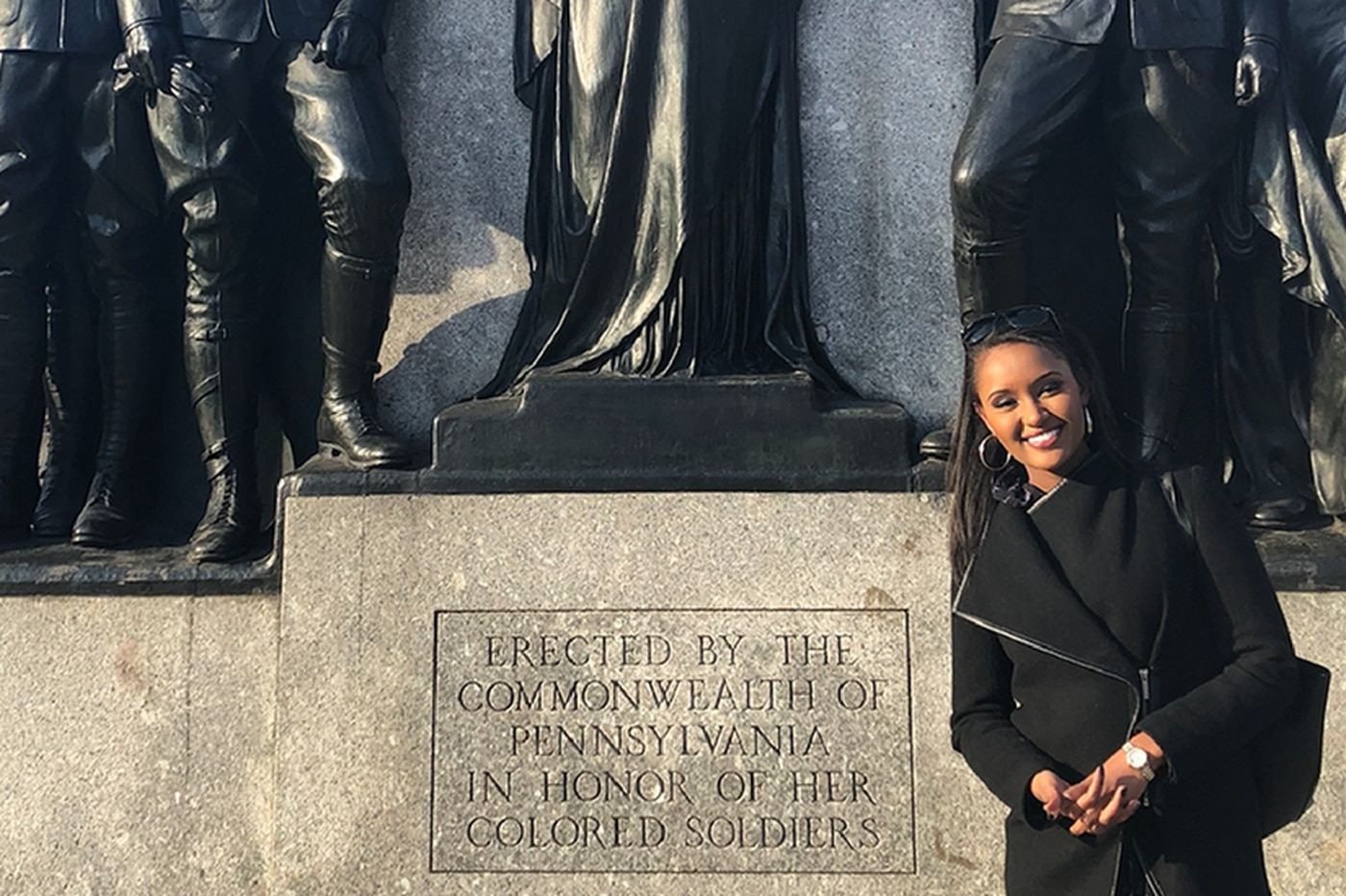 Black History Month: CBS 3's Rahel Solomon reflects on importance of black role models - and 'Black Panther'