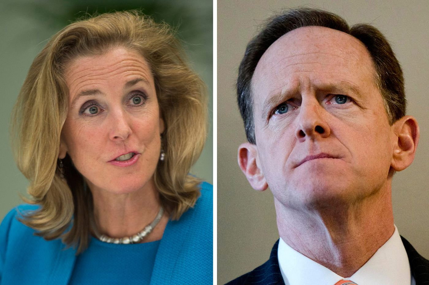 In massacre's aftermath, Democrats hammer Toomey on gun laws