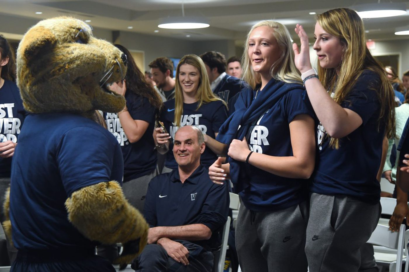 Villanova women open NCAA tournament play vs. South Dakota State