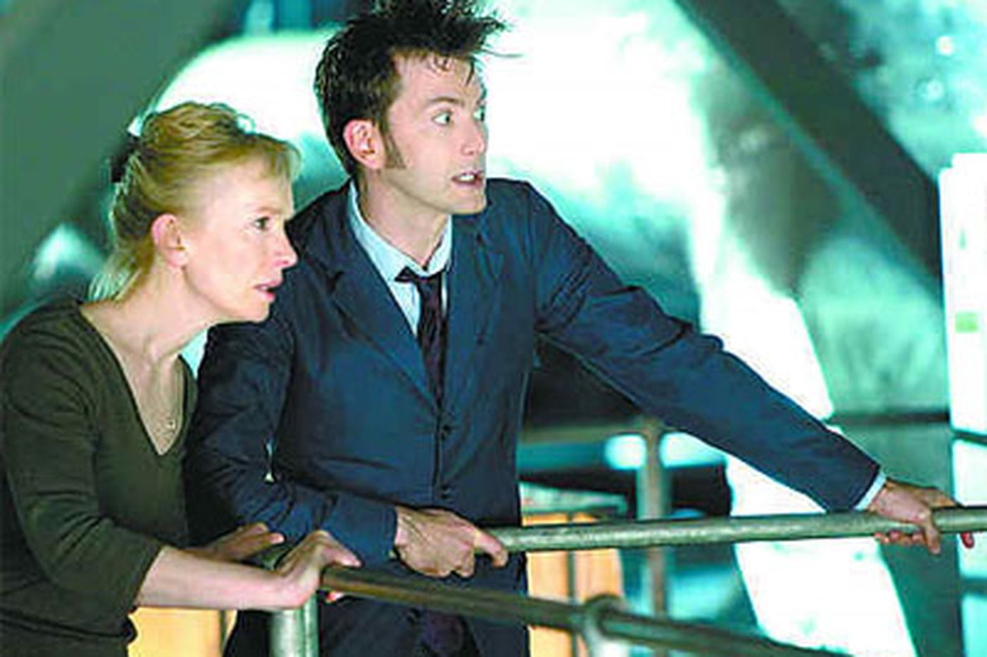 Ellen Gray: This Doctor is out: David Tennant departs after 4 years as 'Doctor Who'