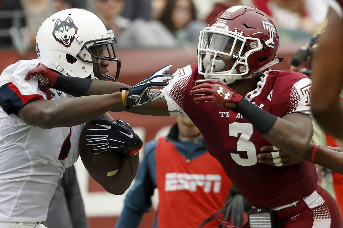 Temple's Sean Chandler looking to prove himself to NFL teams