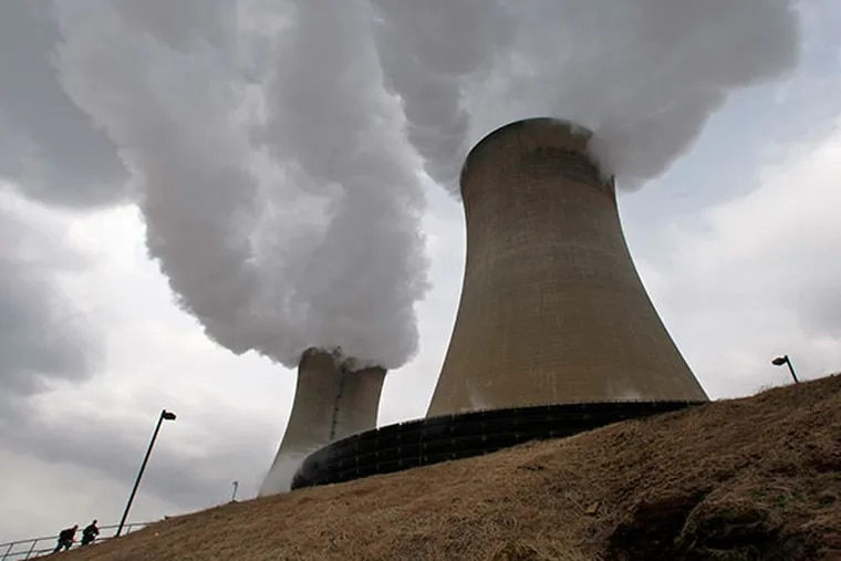 Exelon Nuclear's Limerick Generating Station. (Michael S. Wirtz / Inquirer Staff Photographer)