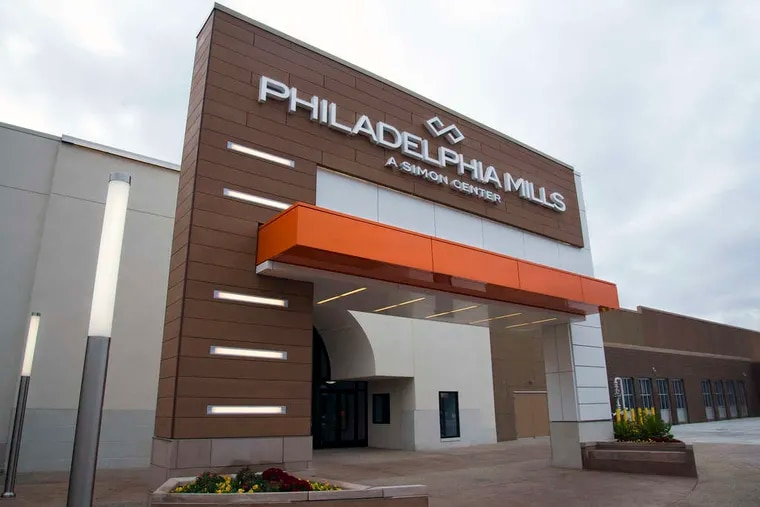 Franklin Mills will become Philadelphia Mills.