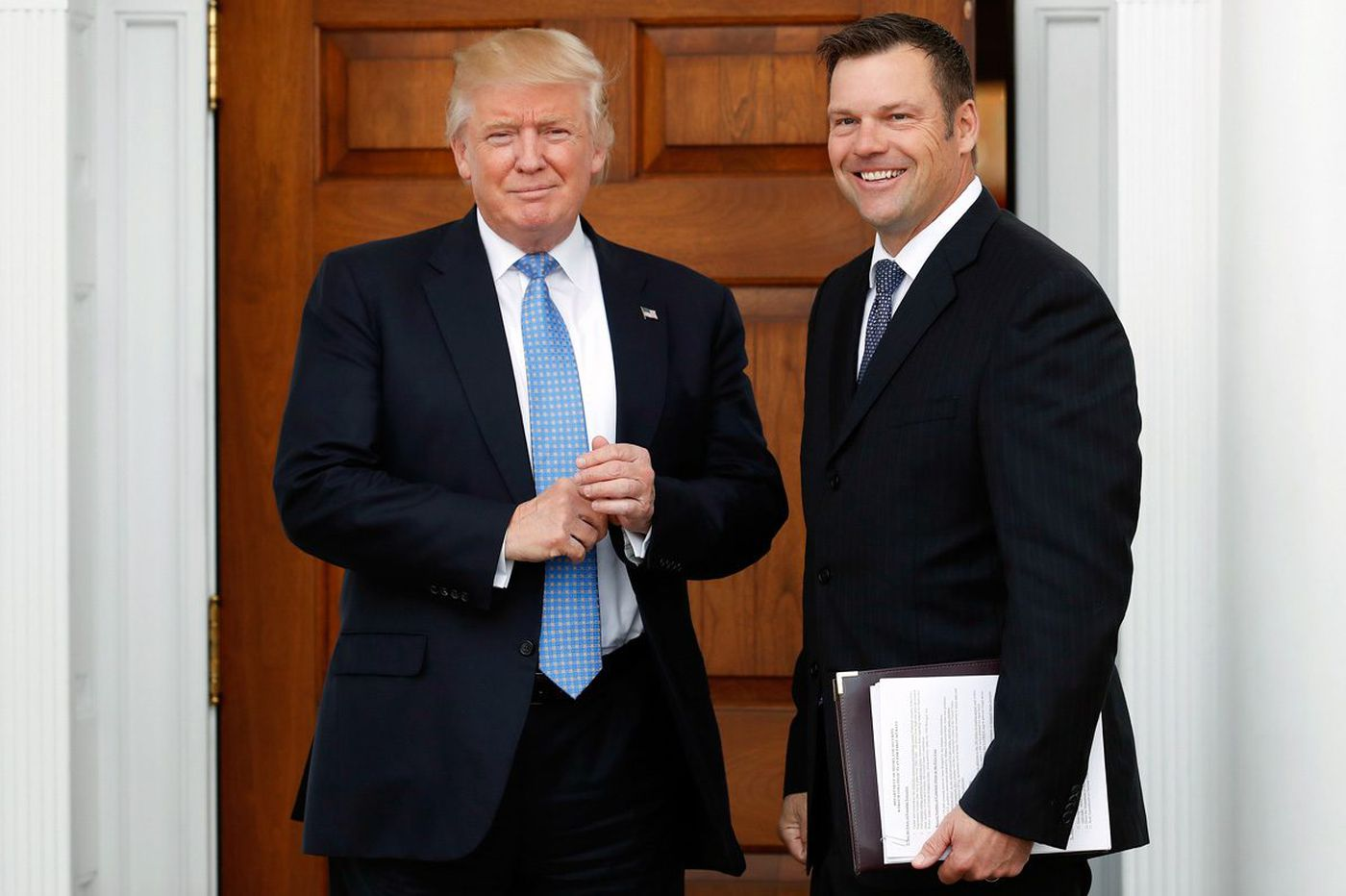 Trump voter fraud commission sued by one of its own members, alleging Democrats are being kept in the dark