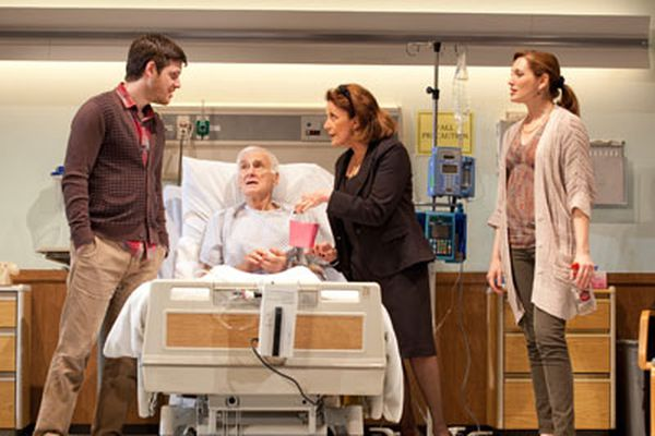 Broadway review: 'The Lyons'