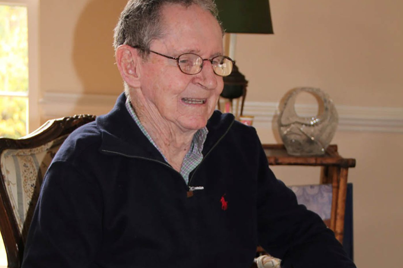 James W. Finegan, 85, golf authority