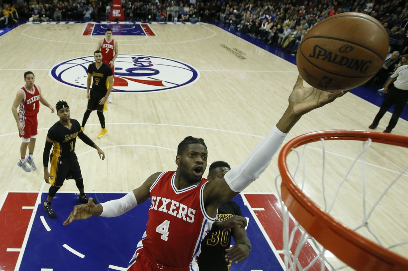 Frustrated Noel after Sixers' loss: 'I'm too good to be playing eight minutes'