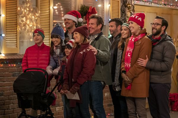 Netflix's new Christmas sitcom is set in Bucks County. So, how Philly is it?