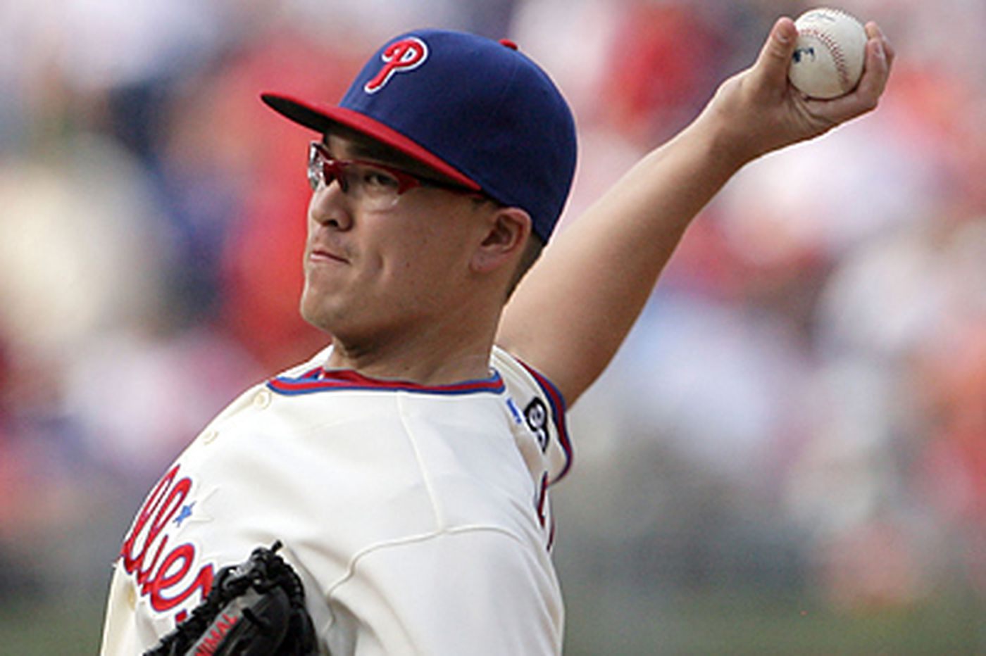 Phils quiet on rotation for Braves