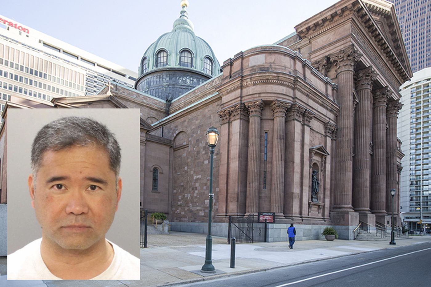 Philadelphia priest charged with raping girl, recording their sex acts