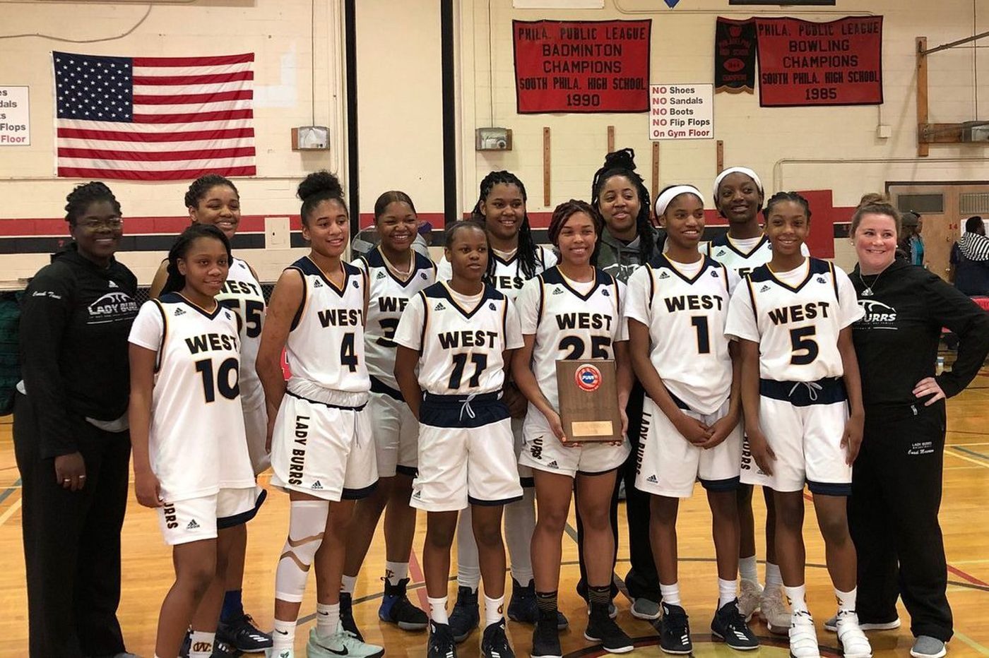 West Catholic girls basketball looks to finish improbable run with state title