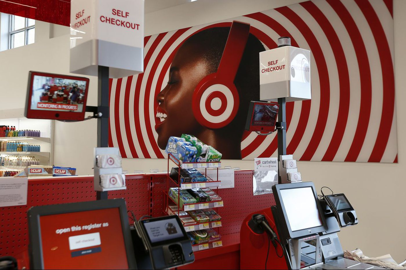 Philly's 4th mini-Target opens at 7 a.m. Wednesday in Art Museum area