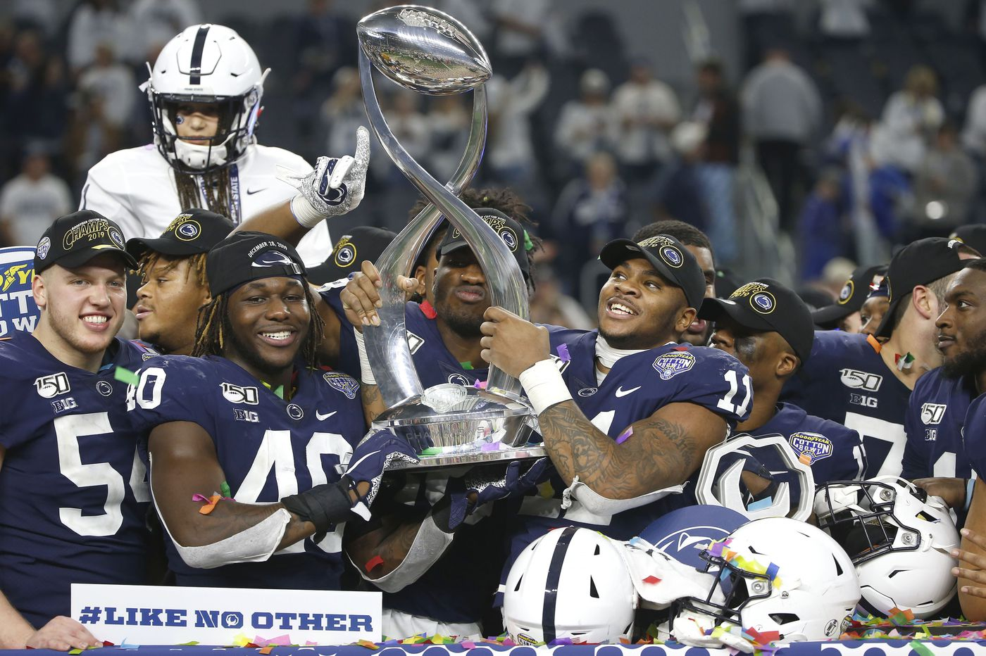 Penn State athletic director Sandy Barbour hopes there will be a 2020 football season
