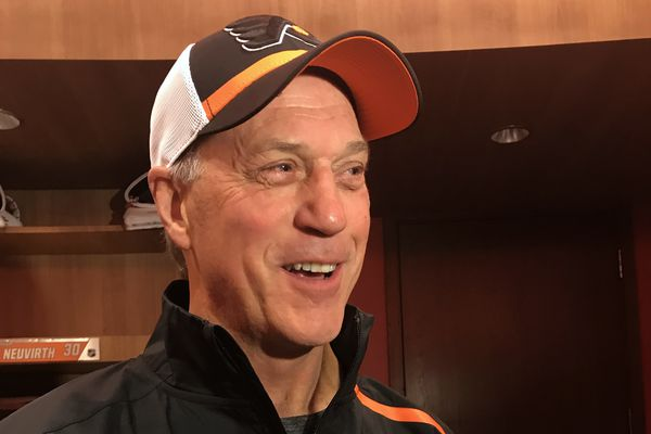 New Flyers assistant Rick Wilson brings one-liners and old-school experience to defense