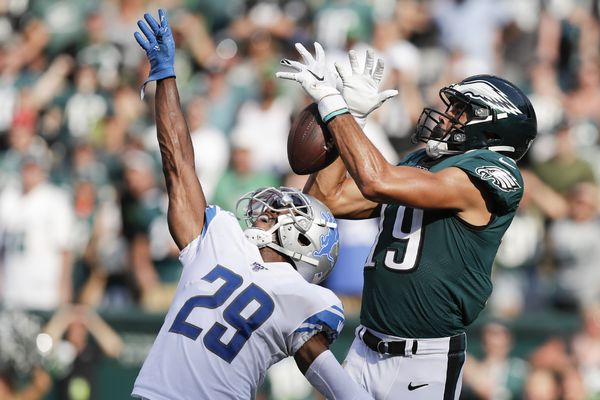 Eagles Up-Down Drill: Not many positives to take away from loss to Lions | Jeff McLane