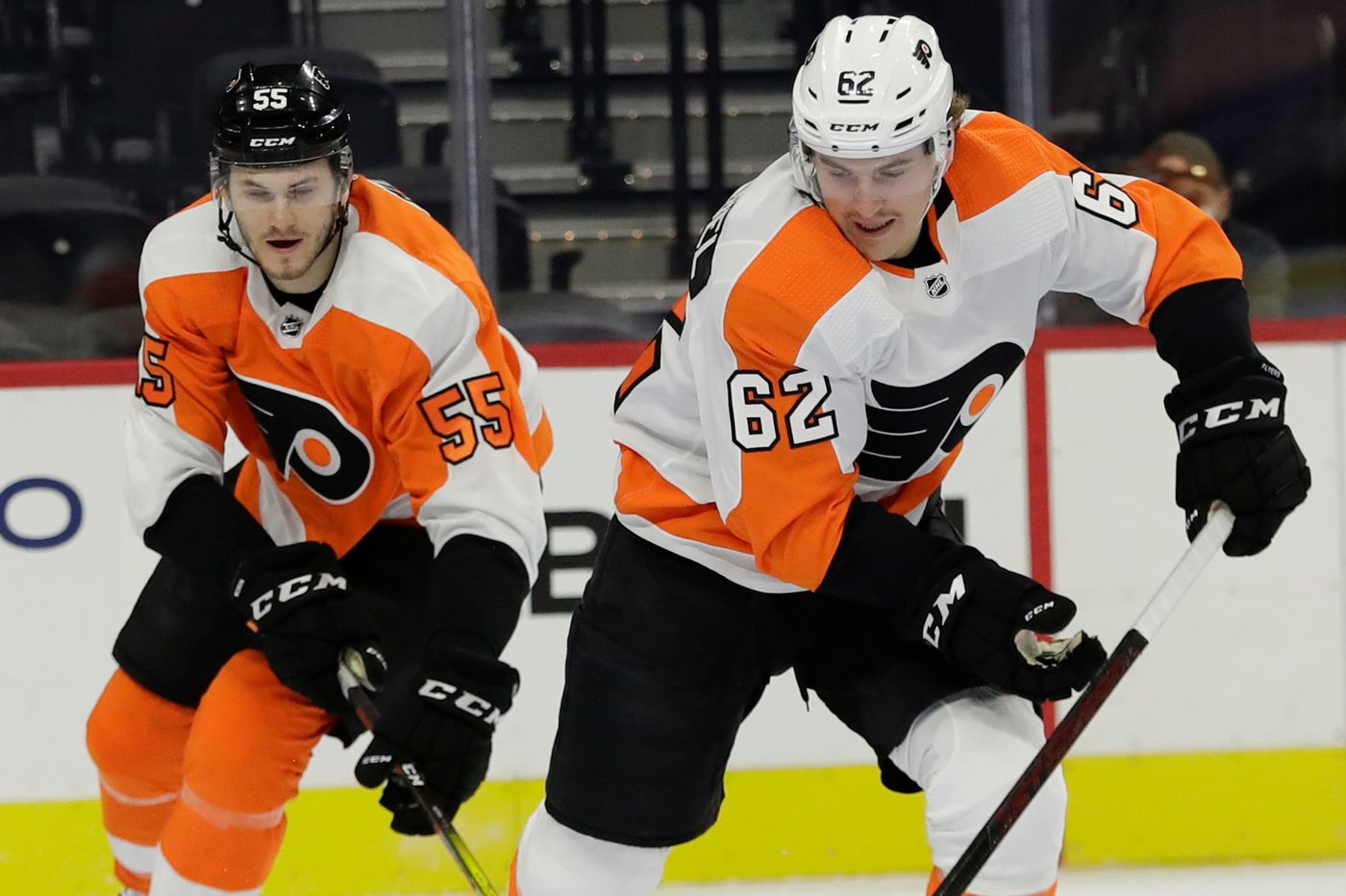Samuel Morin, Alex Lyon among 7 Flyers placed on waivers as the opening-day roster takes shape