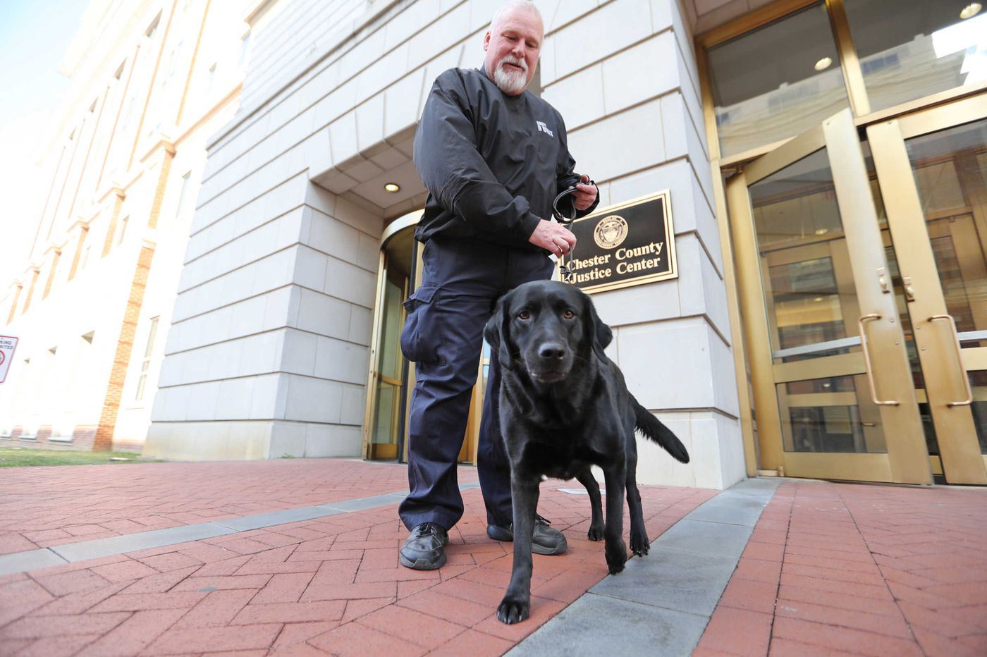 Chester County sheriff pushes back against controller, defending K-9 unit overtime