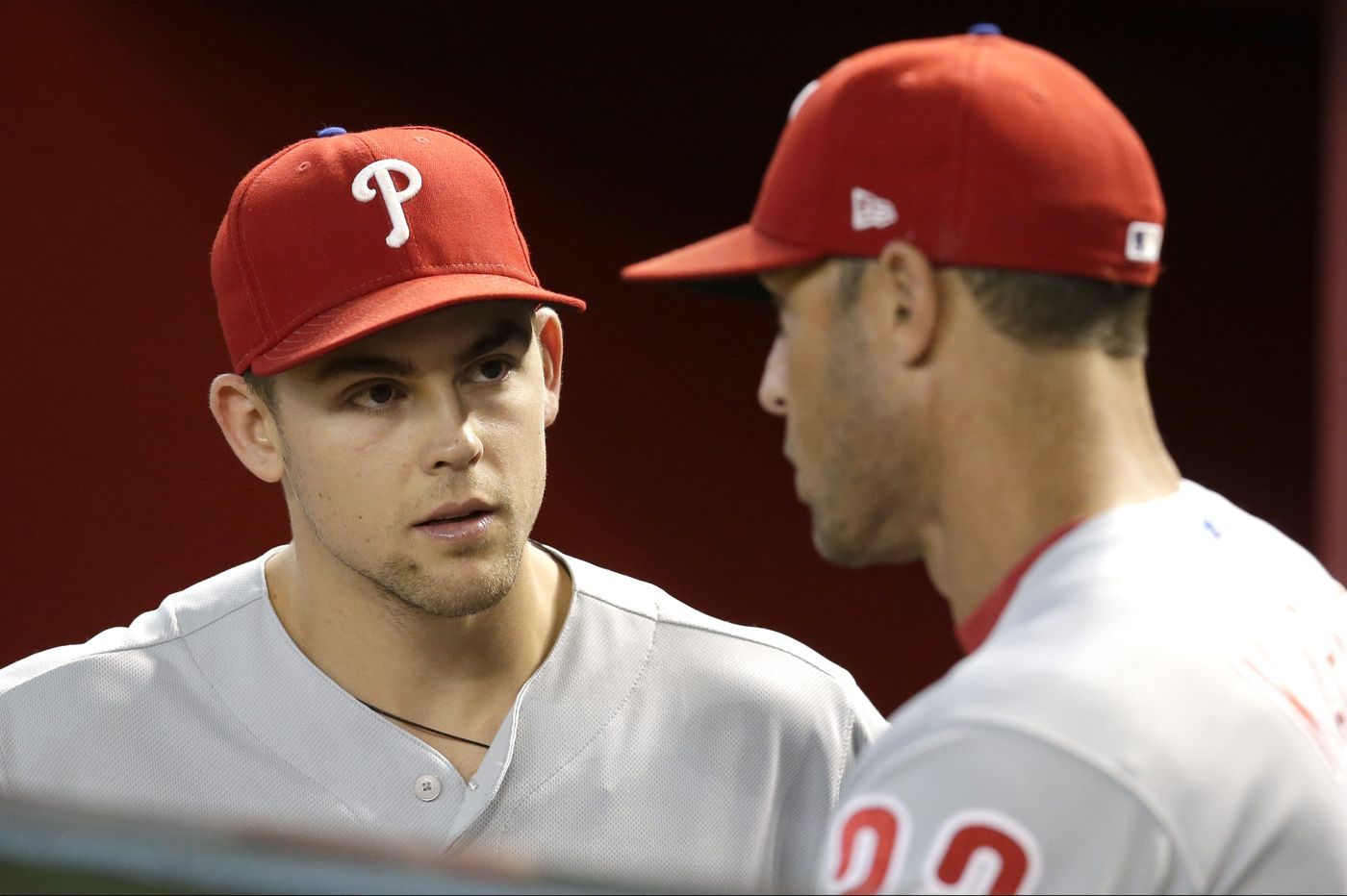 Phillies rookie Scott Kingery gets start at shortstop; his struggles at plate continue