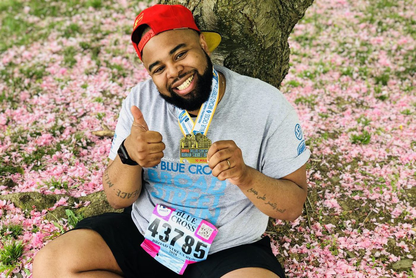 For this new runner, the Broad Street Run was an emotional experience