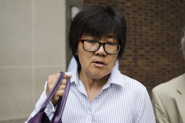 Chinese American scientist admits plot to steal GlaxoSmithKline's secrets for firm in China