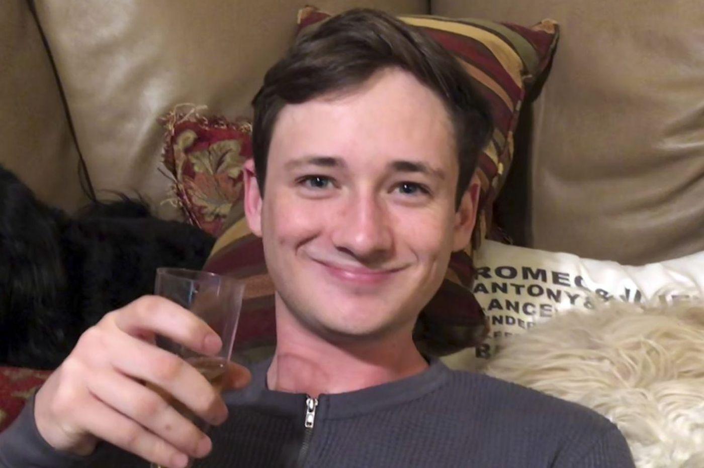 High school friend held in slaying of Penn student in California