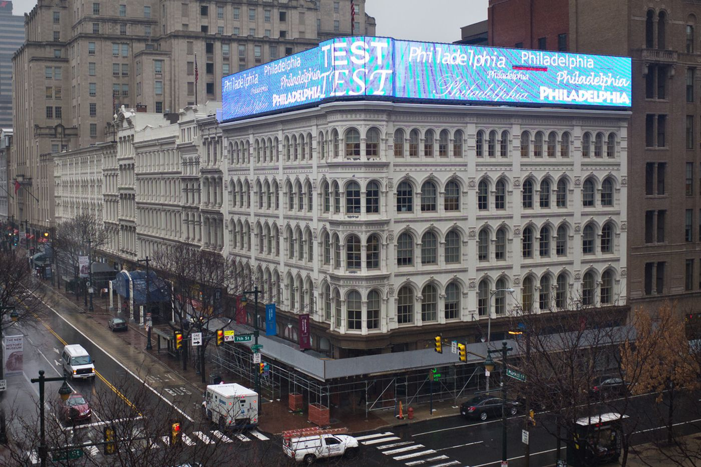 City loses control of Market East billboards