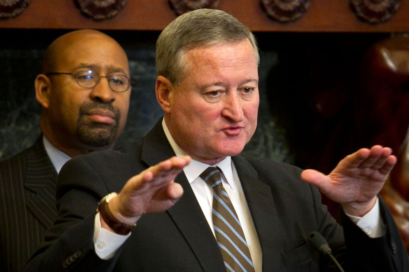 Kenney has no room for Nutter aide