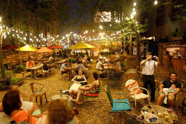 The beer gardens to visit in Philly this spring and summer