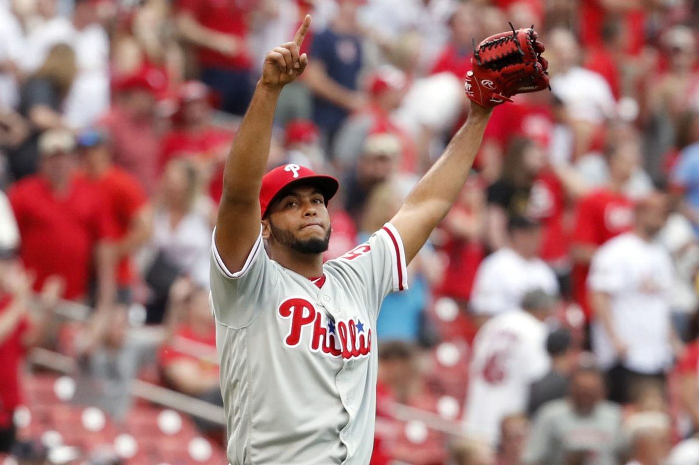 Phillies think Seranthony Dominguez is special