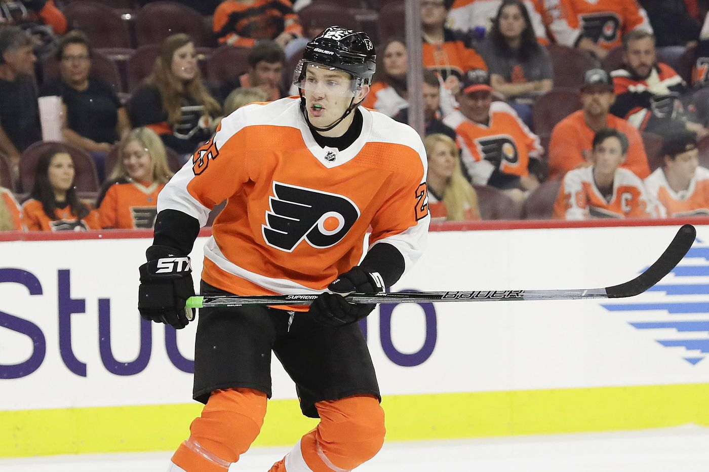 James van Riemsdyk is in for Flyers  Nico Hischier out for Devils 306e4191e