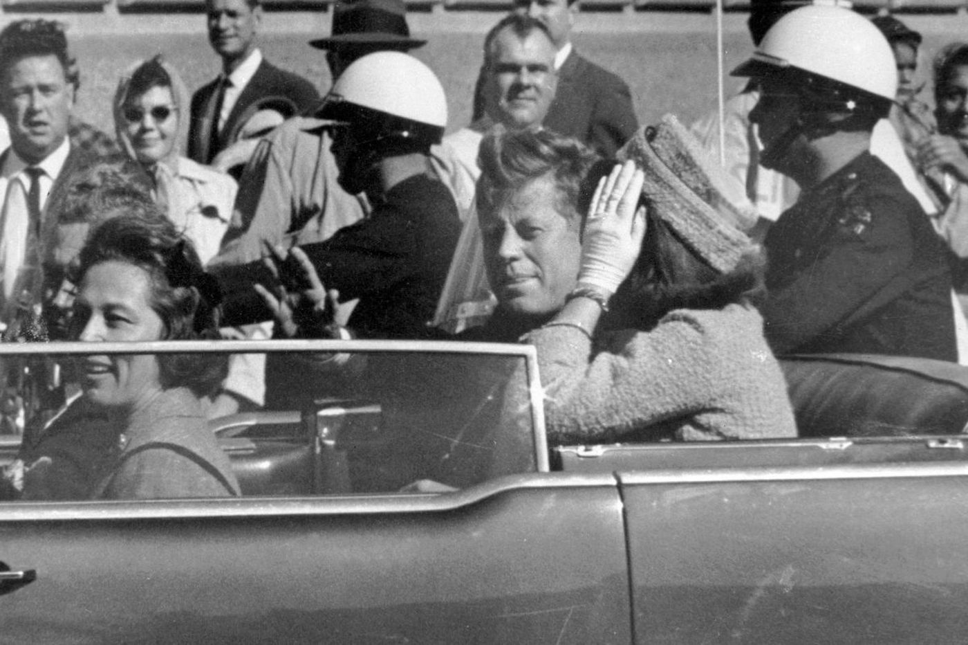 Never-ending JFK assassination cover-up is how we got into this mess | Will Bunch