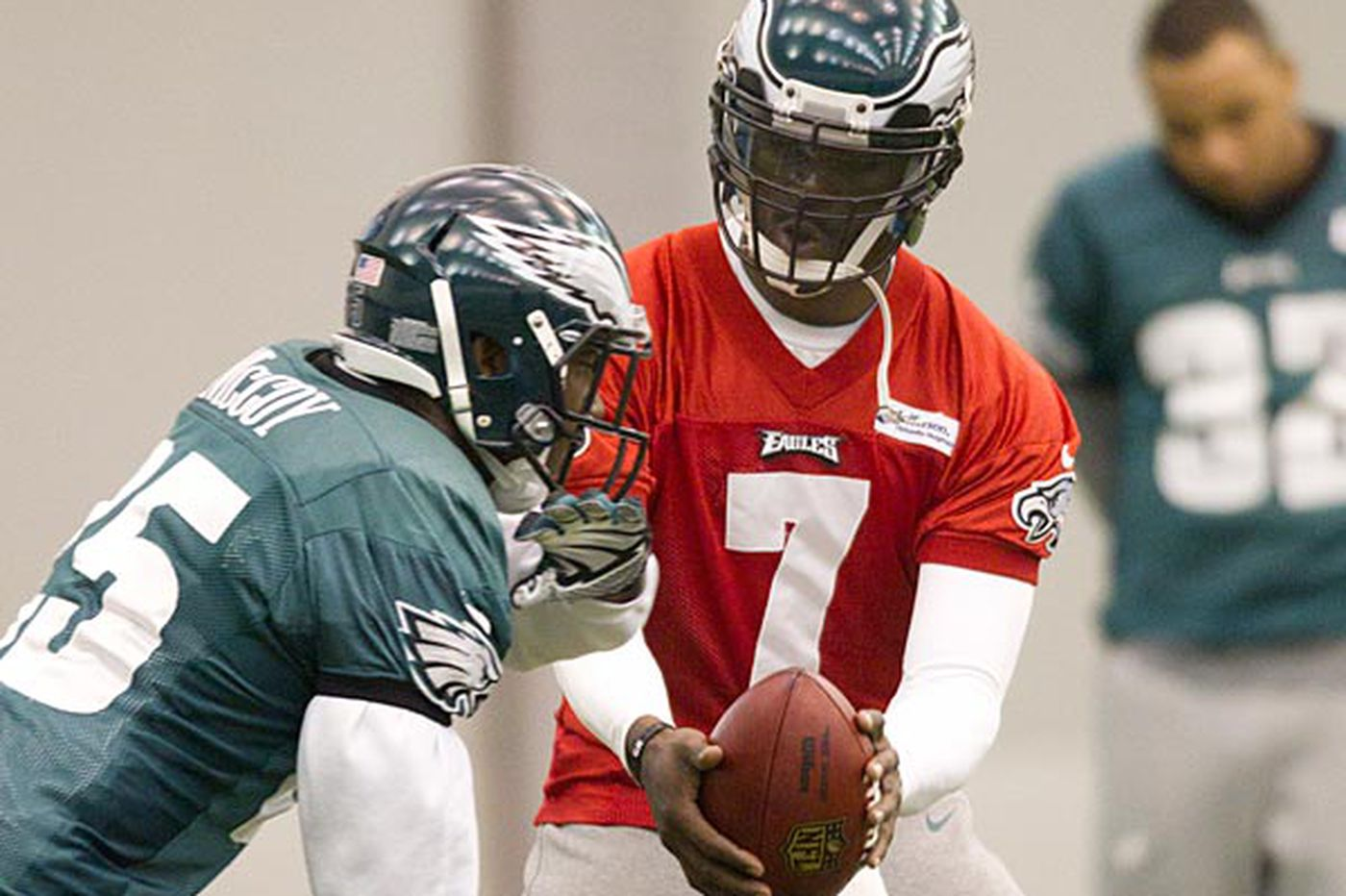 Is this Michael Vick's last stand with the Eagles?
