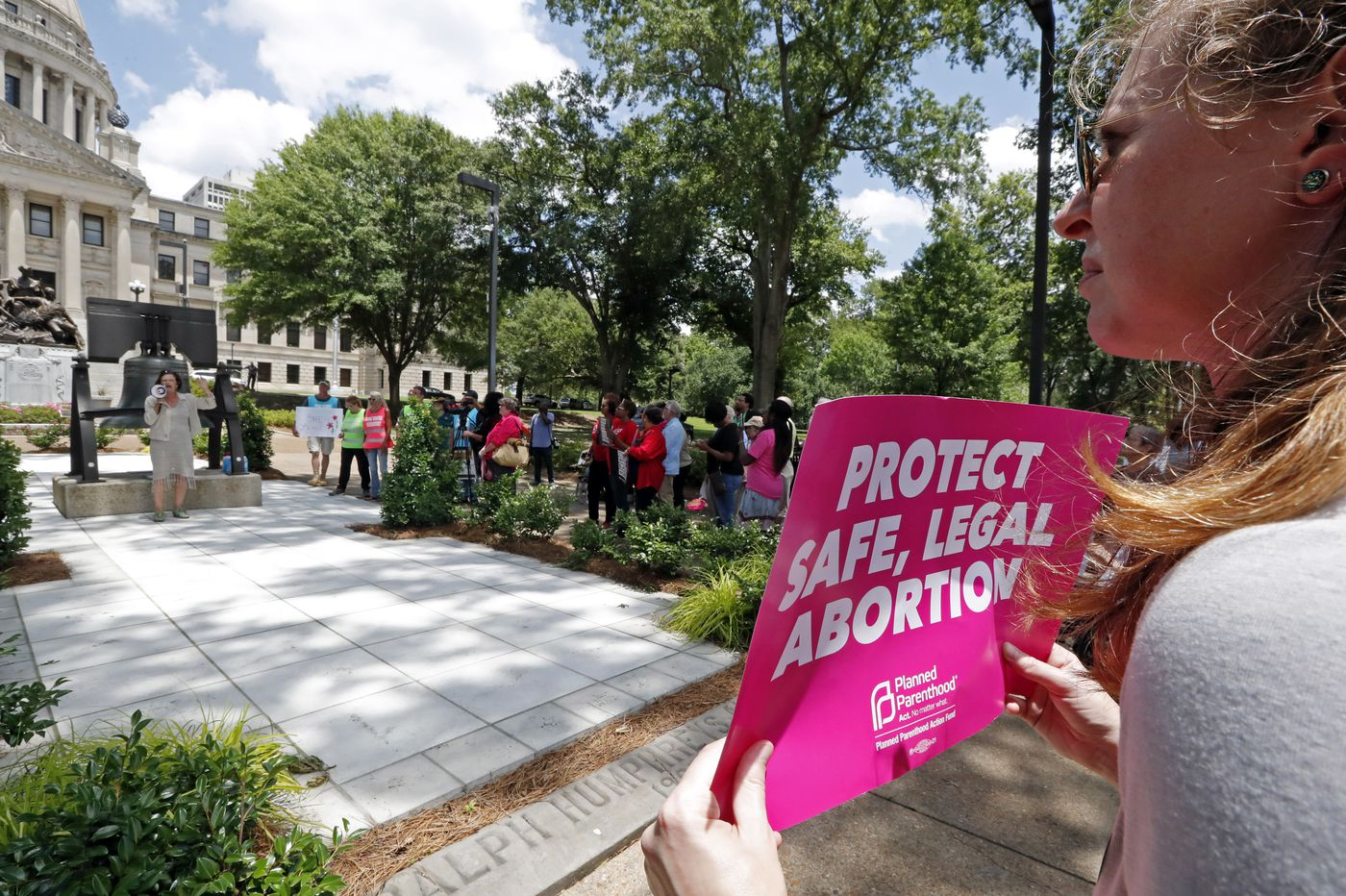 'Here we go again': Judge blocks Mississippi 6-week abortion ban