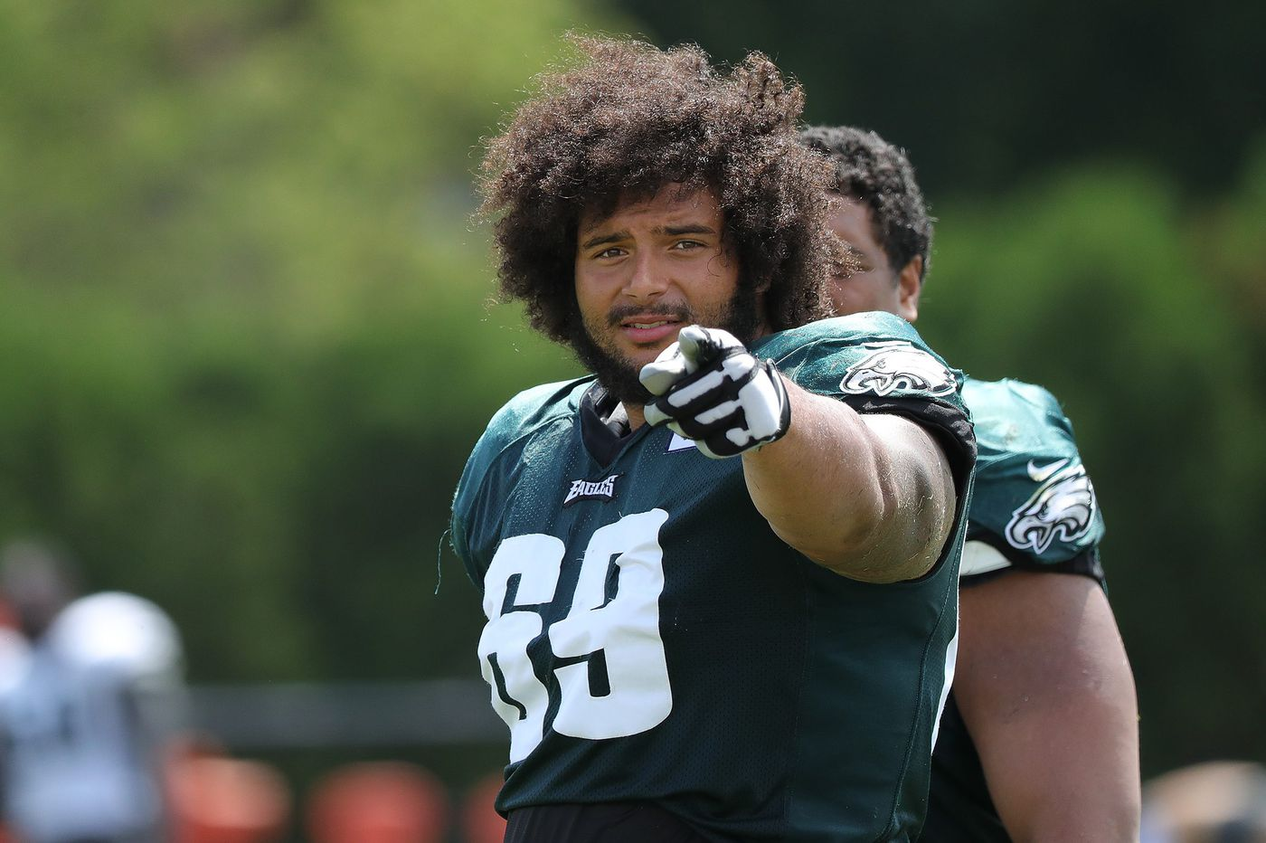 Rookie guard Matt Pryor is hands-on favorite to make the Eagles | Jeff McLane