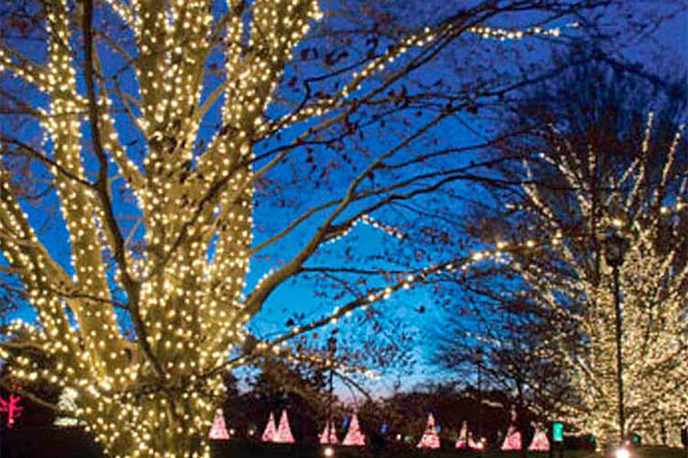 Philadelphia-area holiday activities for families