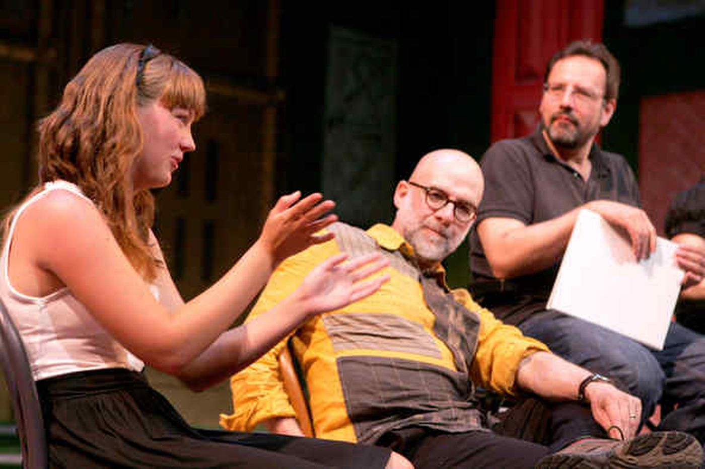 Philadelphia contest rewards young playwrights