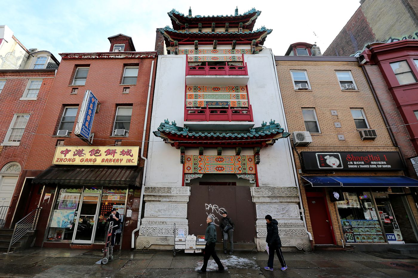 Landmark Chinatown cultural center target of demolition permit request