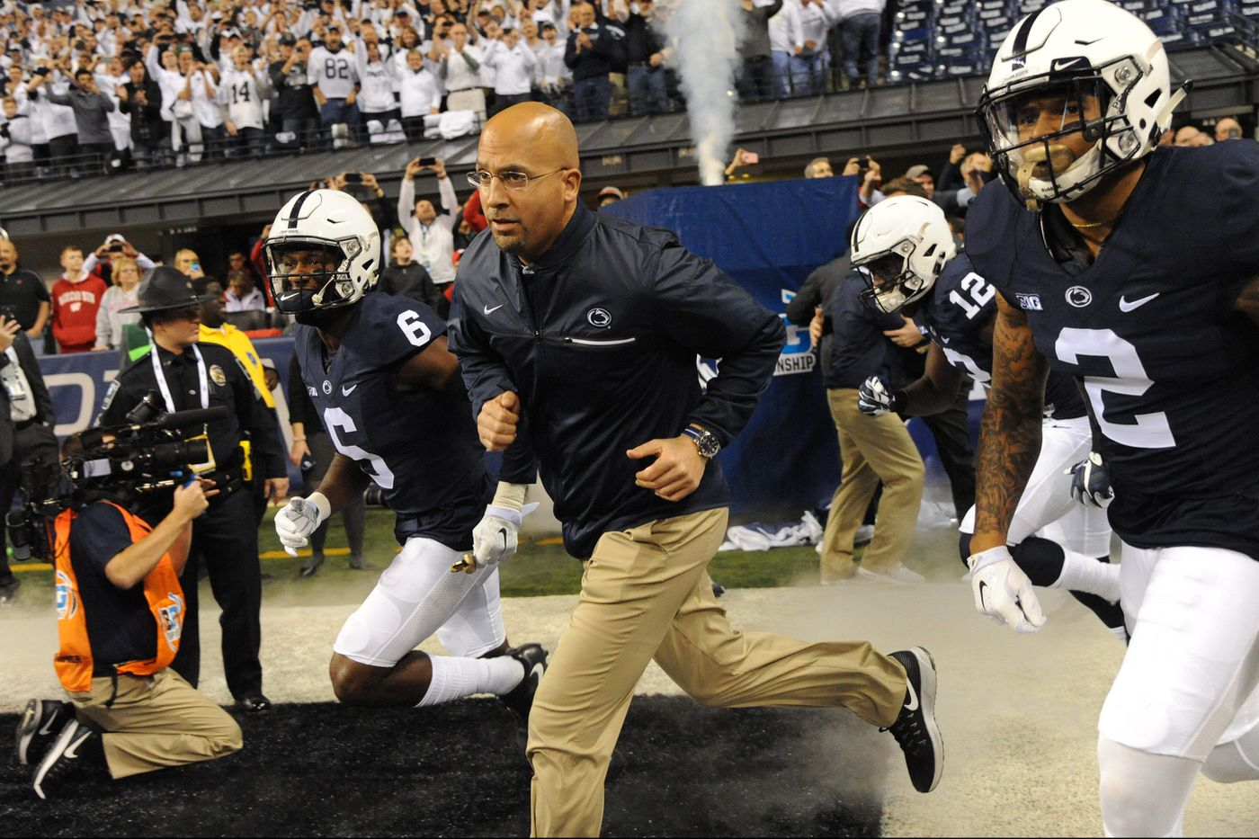 Penn State's season-opening foe, Appalachian State, may be an underdog, but it's not scared