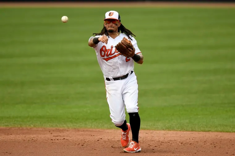 The Phillies brought Freddy Galvis back home at the trade deadline in a trade with the Baltimore Orioles.